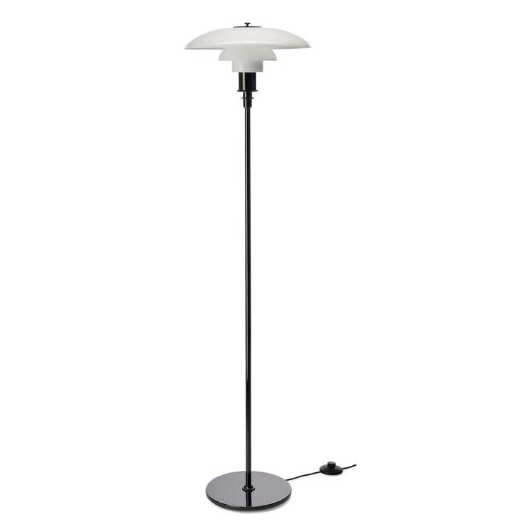 Floor Lamp Opaline Glass PH 3½-2½ by Louis Poulsen