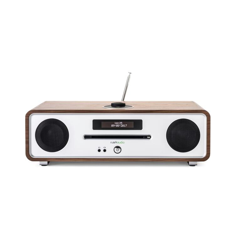 Ruark Audio Tisch-Stereoanlage R4 Nussbaum