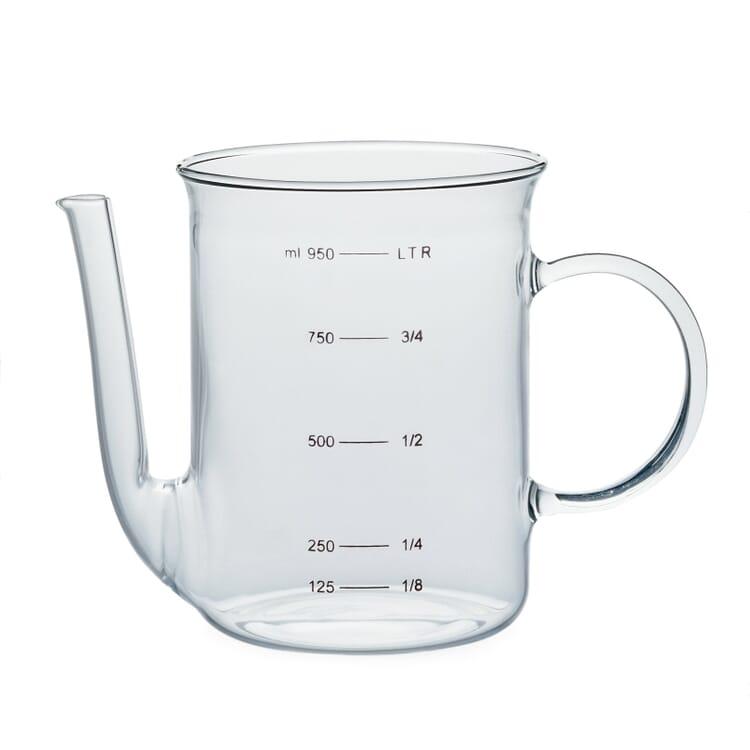 Fett-Mager-Messbecher Borosilikatglas