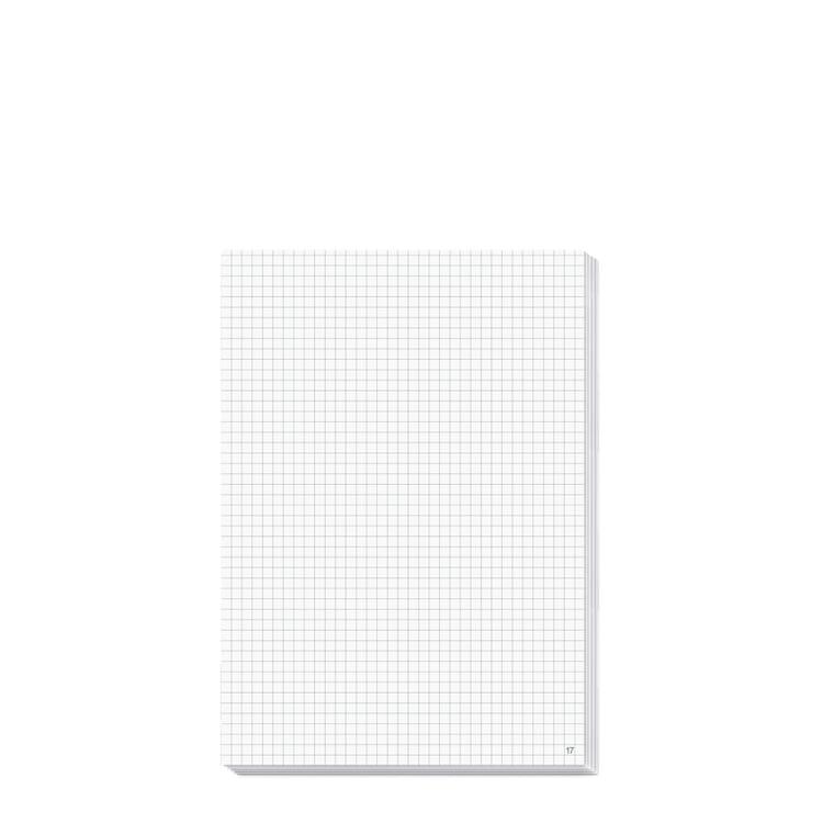 X47 Notebook Inserts A6, Squared