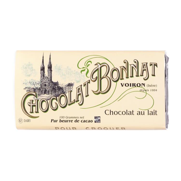 Bonnat Vollmilchschokolade