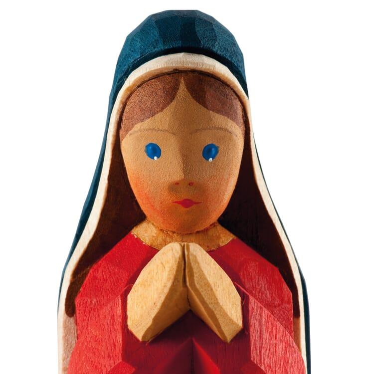 Lotte Sievers-Hahn Krippenfigur Maria