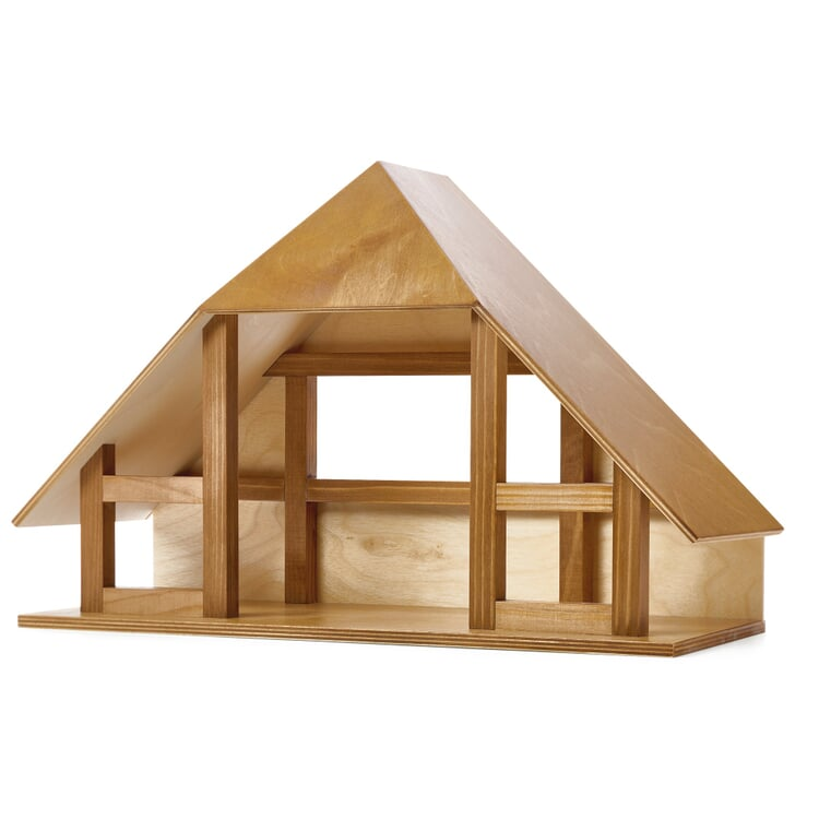 Plywood Stable