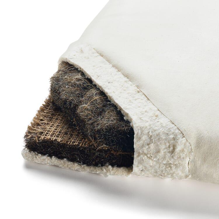 Kissenfüllung Rosshaar, 45 × 45 cm
