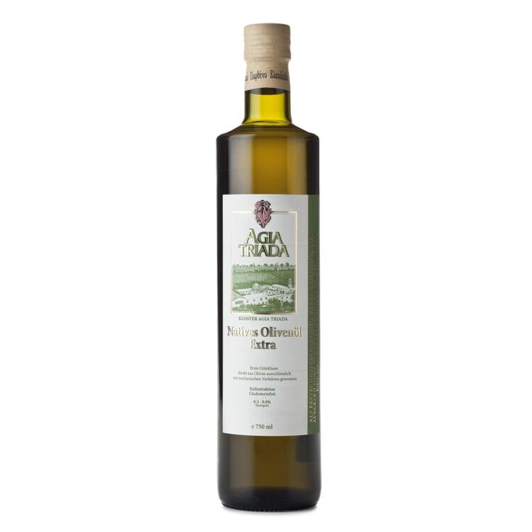 Organic Cretan Olive Oil