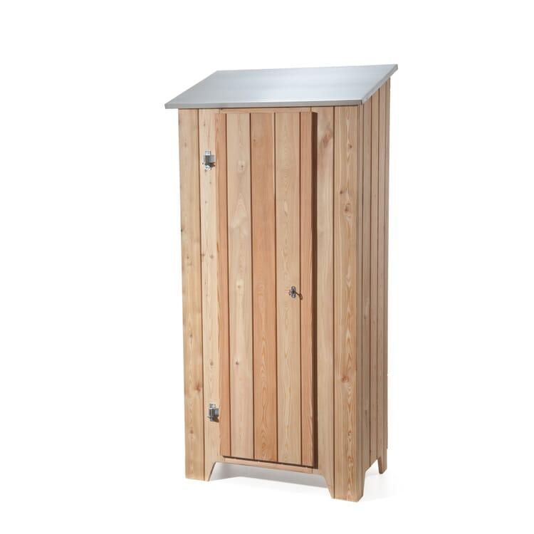 Manufactum Gartenschrank Lärchenholz