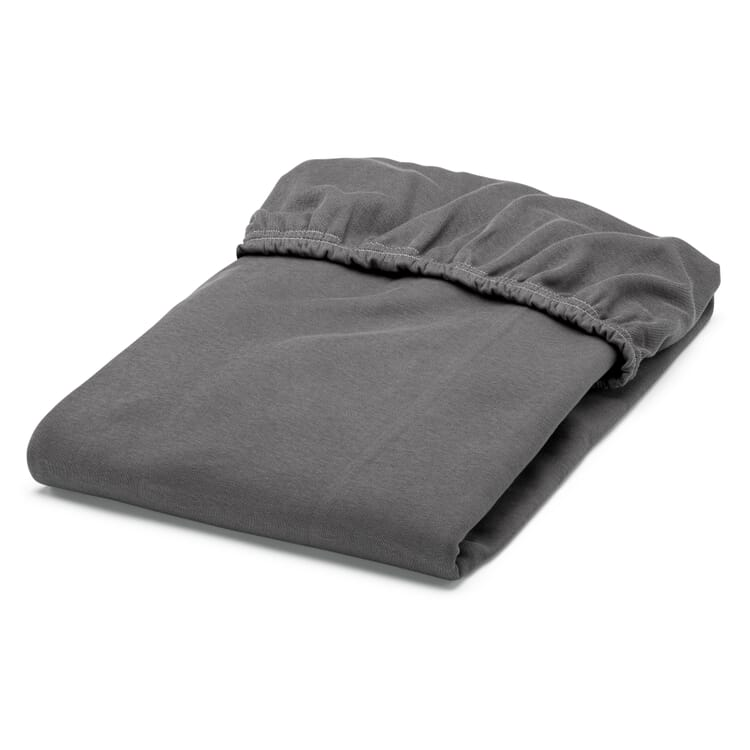 Fitted Sheets Made of Double Jersey