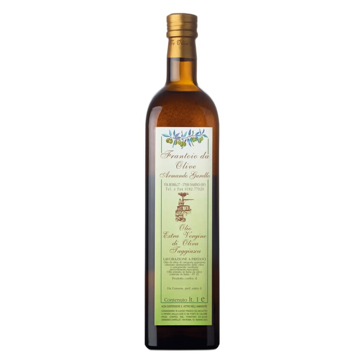 Armando Garello Olive Oil from Liguria, 1 l bottle