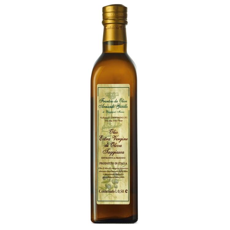 """Ligurisches Olivenöl """"Armando Garello"""" 500-ml-Flasche"""
