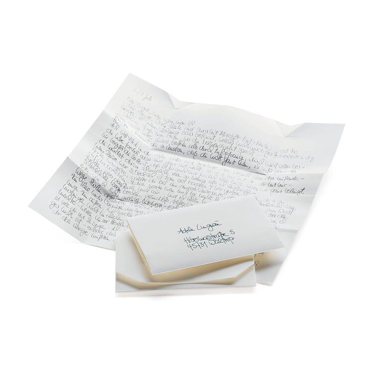 Reversible Folding Letter