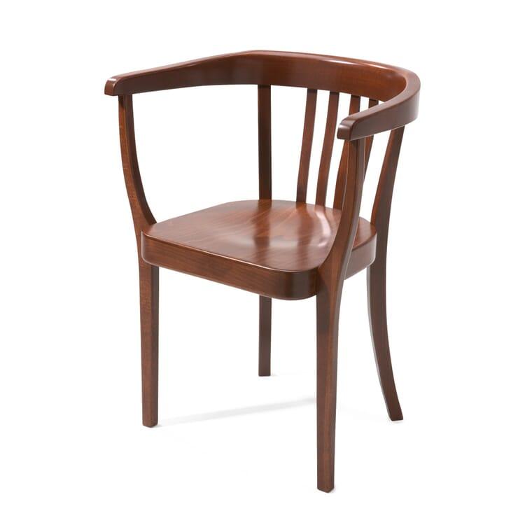 Stoelcker Stuhl, ohne Lederpolster