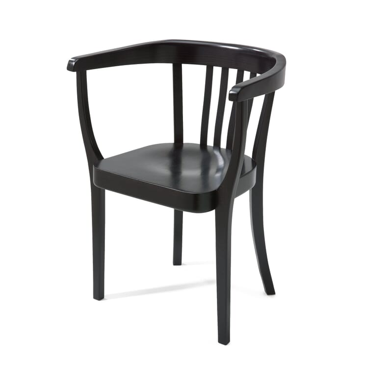 Stoelker Chair, without leather seat cushion