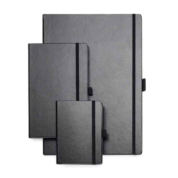 Brunnen Notizbuch Kompagnon 12,5 x 19,5 cm