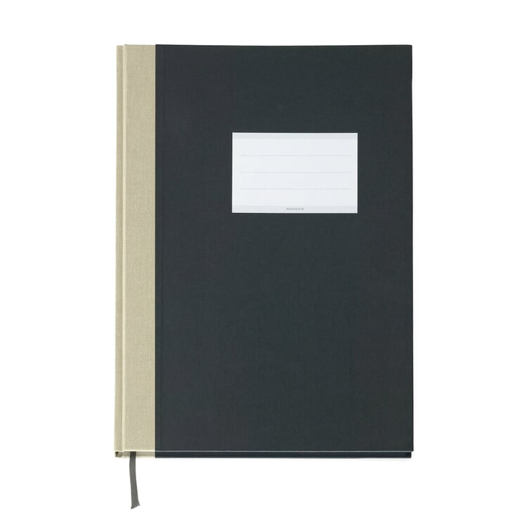 Manufactum A4 Notebook Portrait Format
