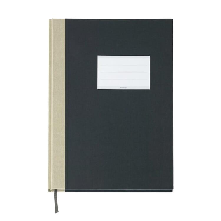Manufactum Notizbuch DIN A4