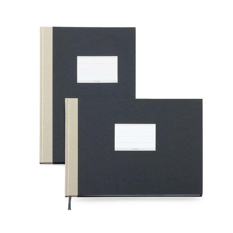 Manufactum A4 Notebook Landscape Format