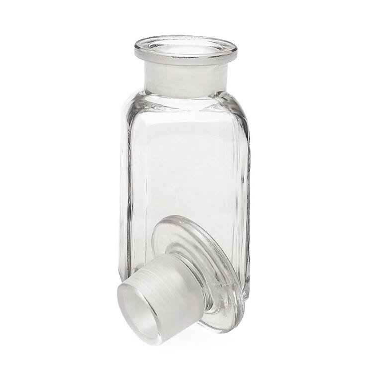Square-Cut Bottle Glass, Vol. 100 ml