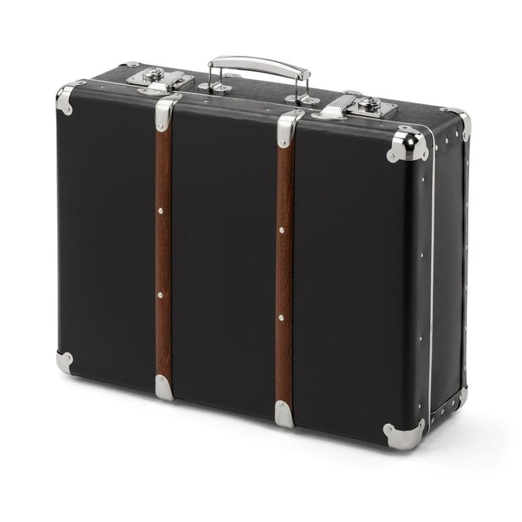 Cardboard attaché case Black