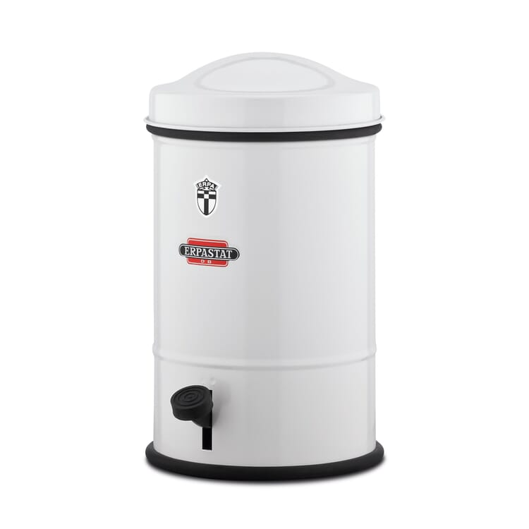 Metal Bathroom Waste Bin