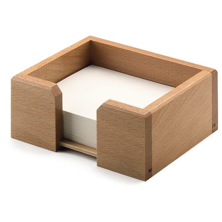 Beechwood Slip Box