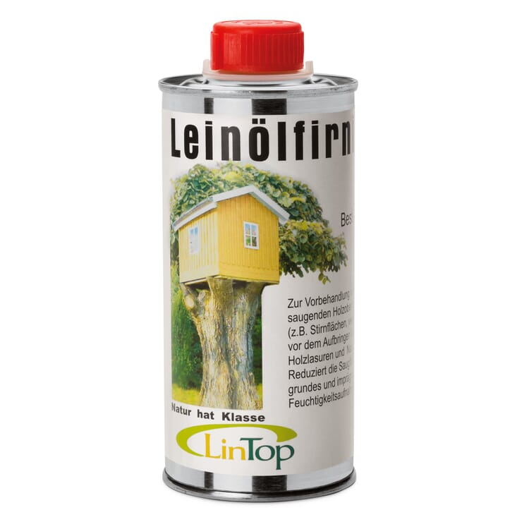Linseed Oil Varnish