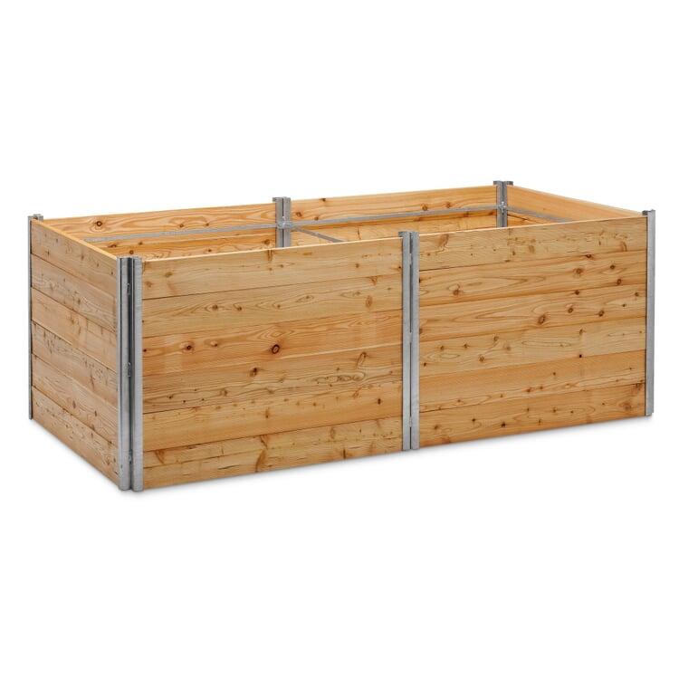 Hochbeet Lärchenholz