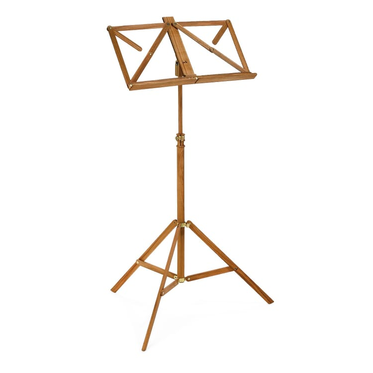 Wooden Foldaway Music Stand