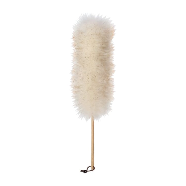 Lambswool Duster, Short
