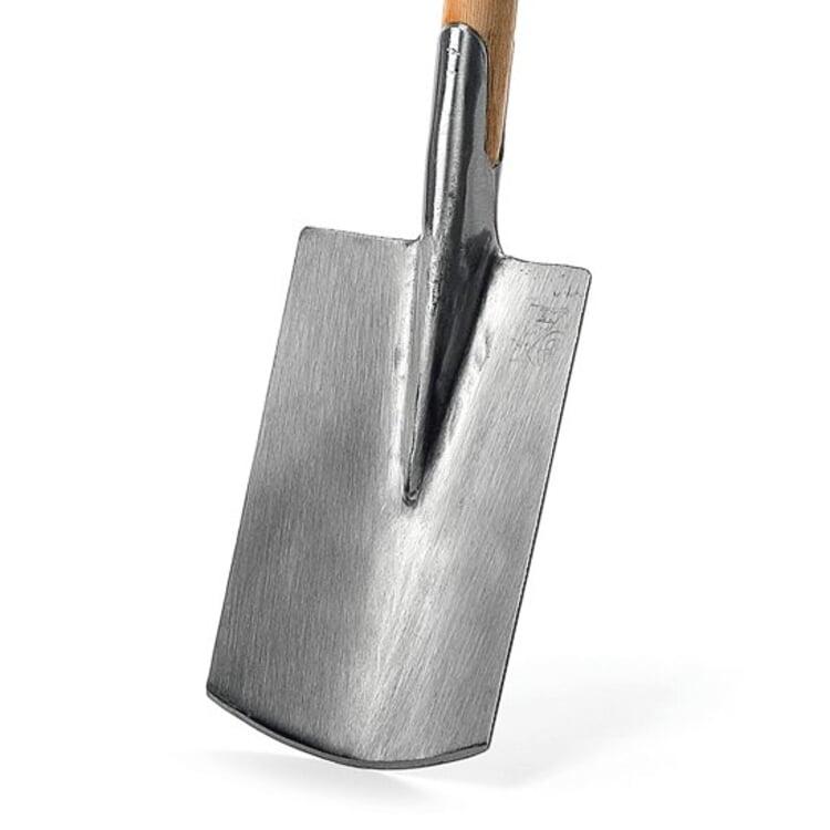 Small Manganese Boron Steel Garden Spade