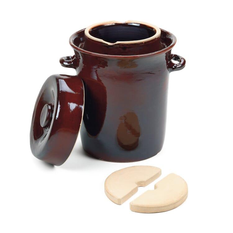 Ceramic Fermenting Pot