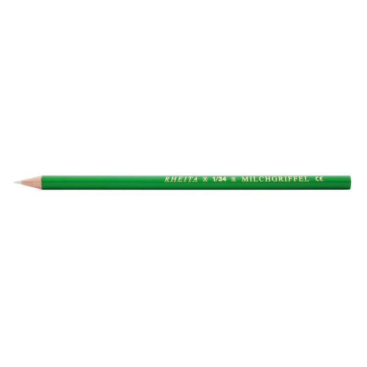 6 White Pencils