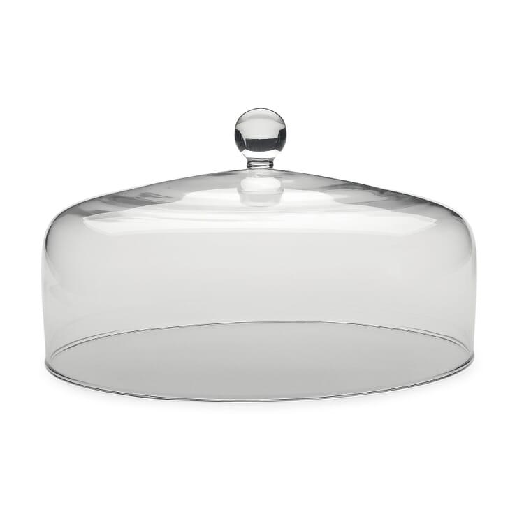 Glass Cake Cover