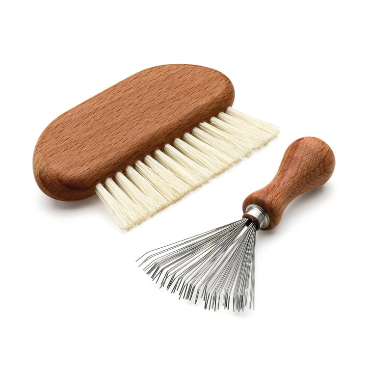 Kamm- und Haarbürstenreiniger Buchenholz