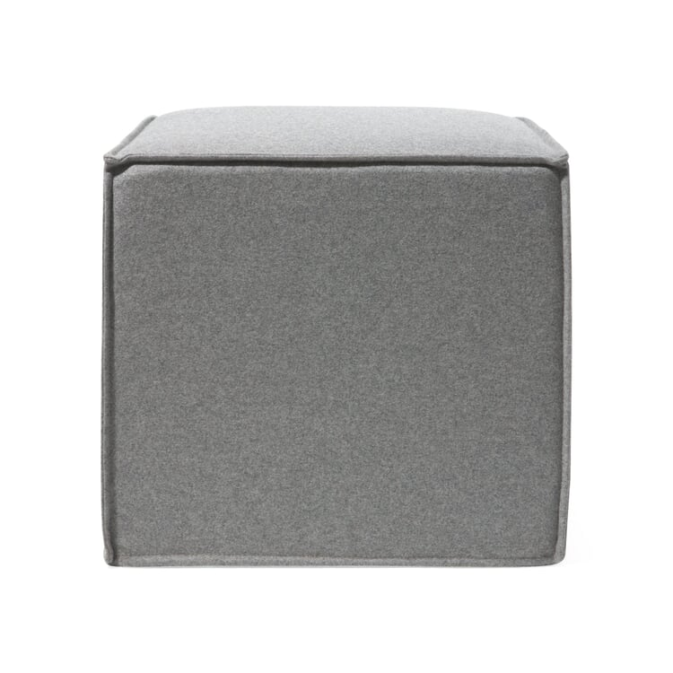 Seating Furniture CUBE Light Grey