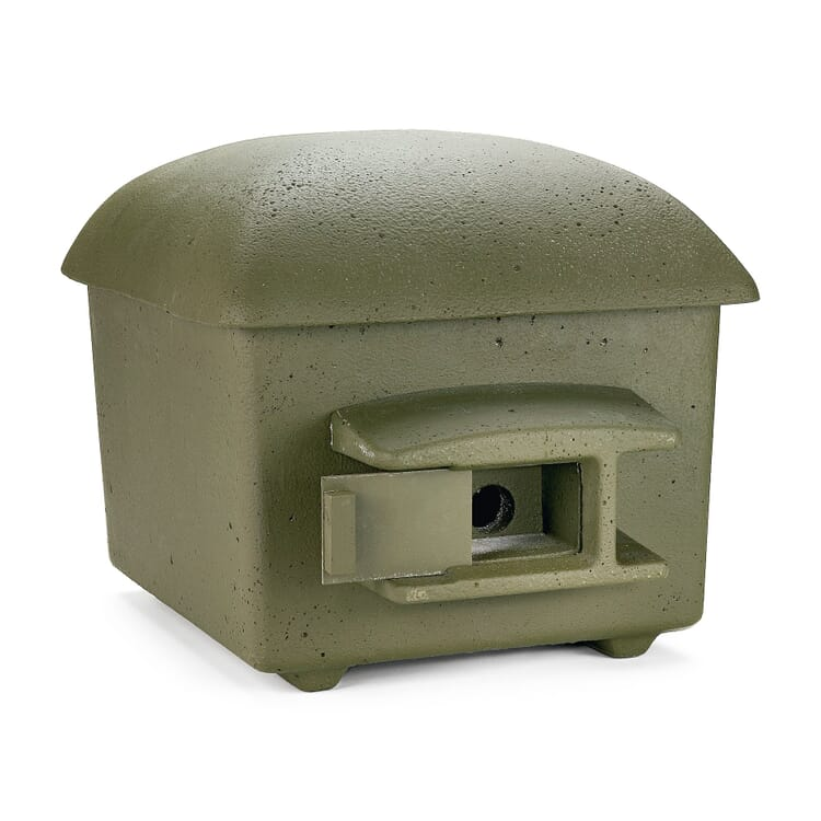 Wood-Concrete Bumblebee Nesting Box