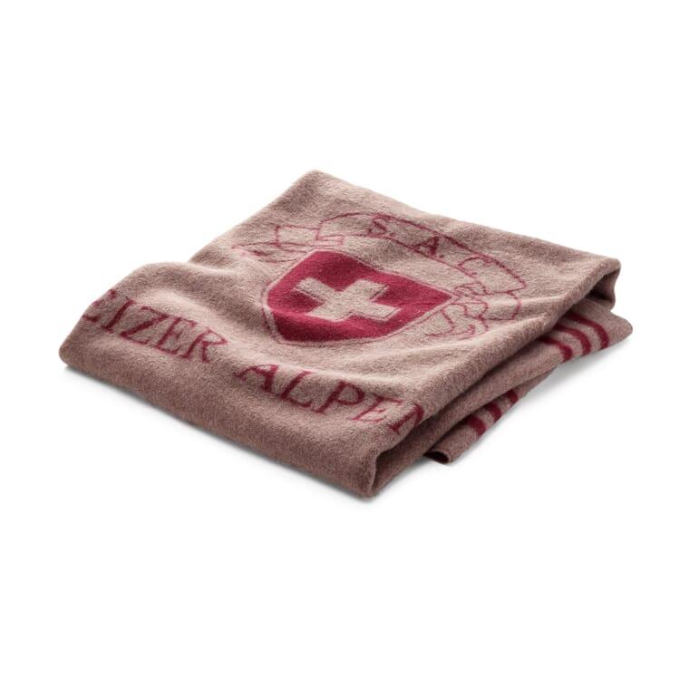 S.A.C. Woollen Blanket