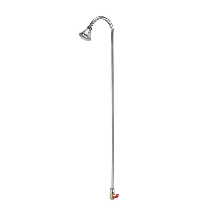 Aluminium Shower Upper Section