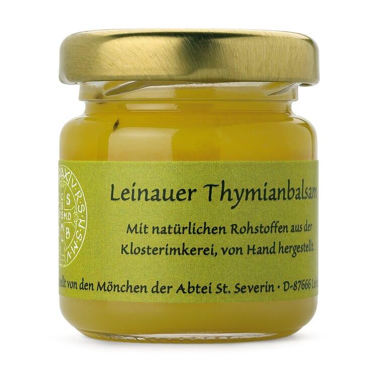 Leinauer Balsam, Thymian