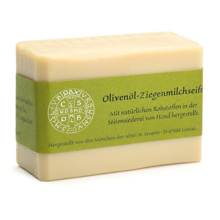 Leinauer Ziegenmilch-Olivenöl-Seife