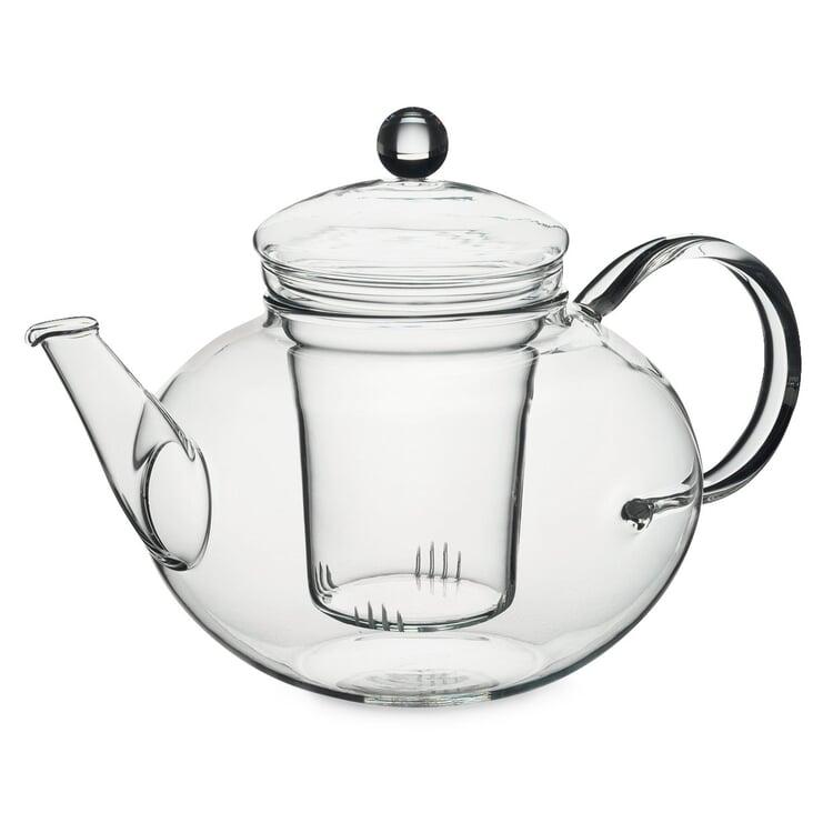 Tea Kettle, Borosilicate Glass