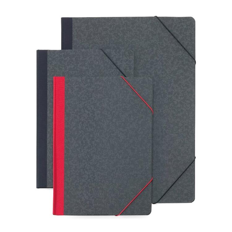 Cardboard Elasticated Folder, A4