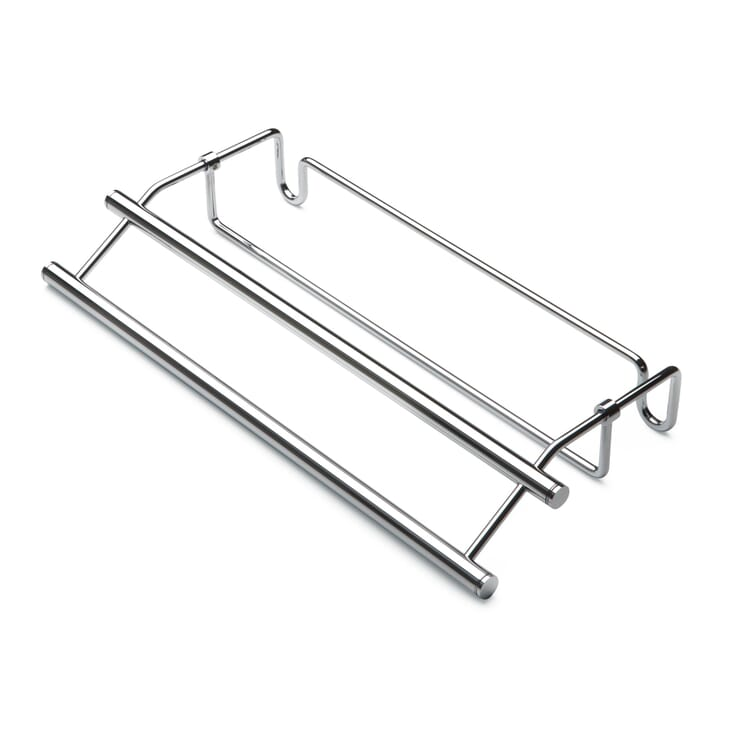 Brass Towel Rail for Radiators, Small, 43 cm