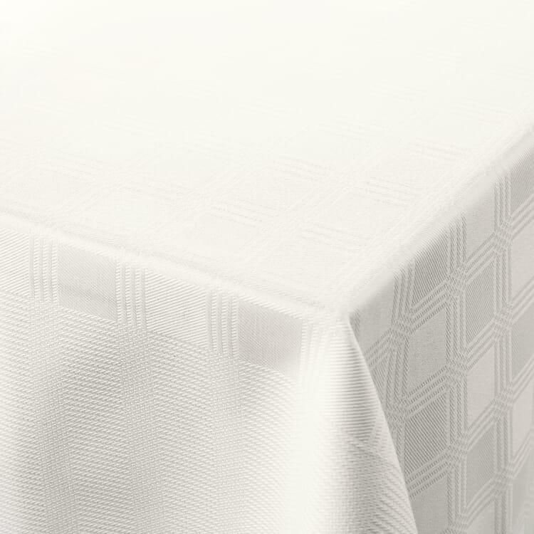 Tischdecke Baumwolle, 260 × 155 cm