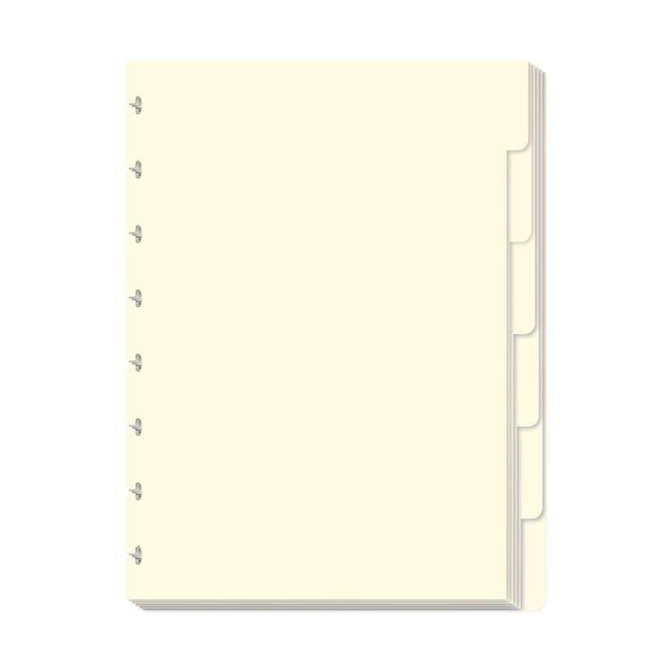 ATOMA Registerblätter A5