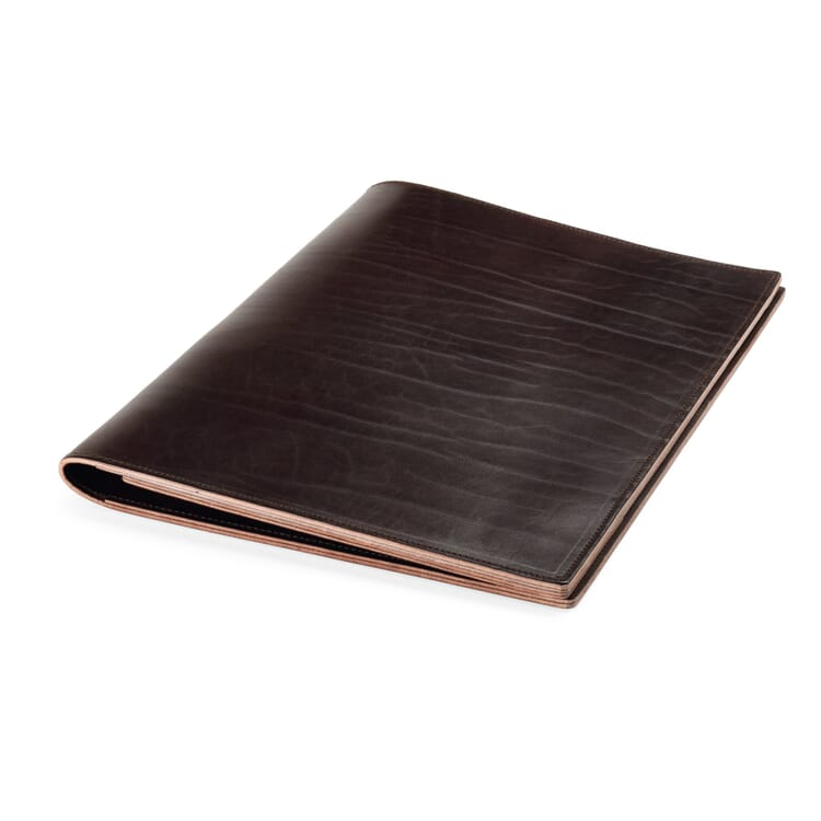 Conference and Project Folder Ox-Neck Leather, Format A4