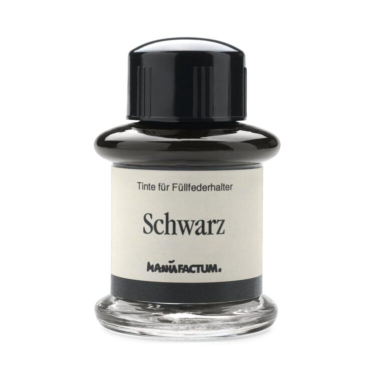 Manufactum Schreibtinte, Schwarz