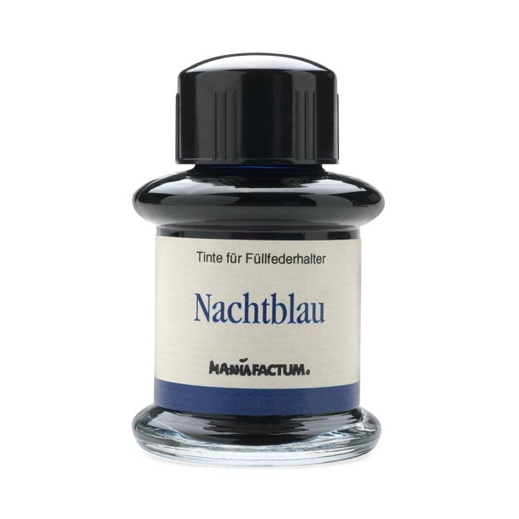 Manufactum Schreibtinte Nachtblau