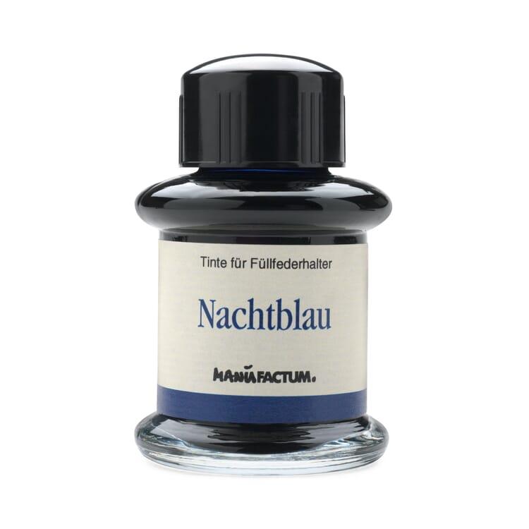 Writing Ink by Manufactum, Nightblue