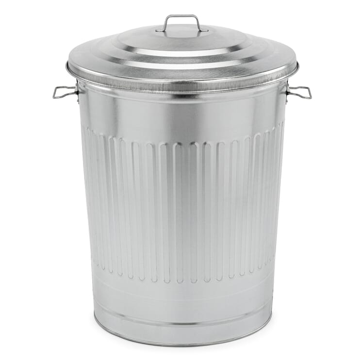 Multi-Purpose Galvanized Bin