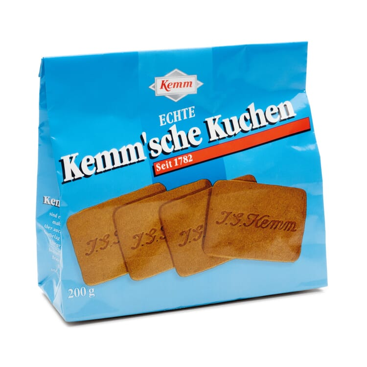 Genuine Kemm Biscuit